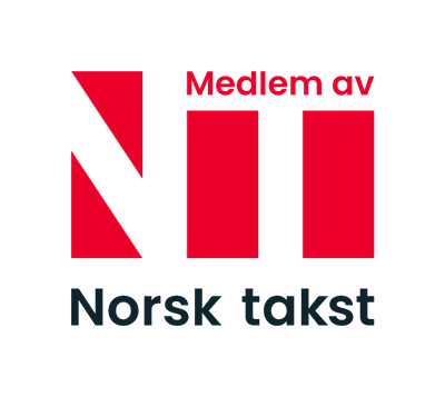 Norsk takst - Bilde uten bakgrunn